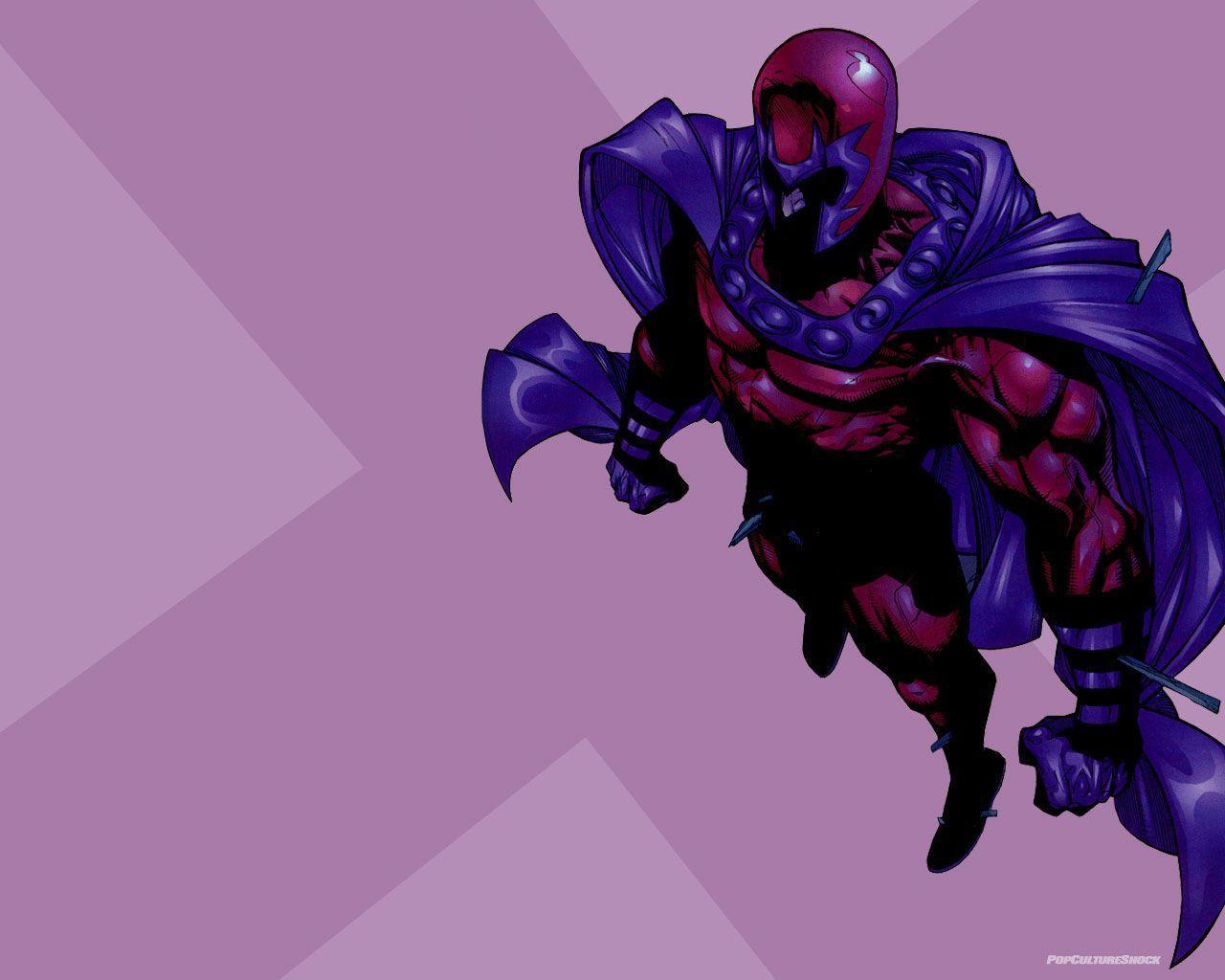Download X Men Magneto Wallpaper 1280x1024