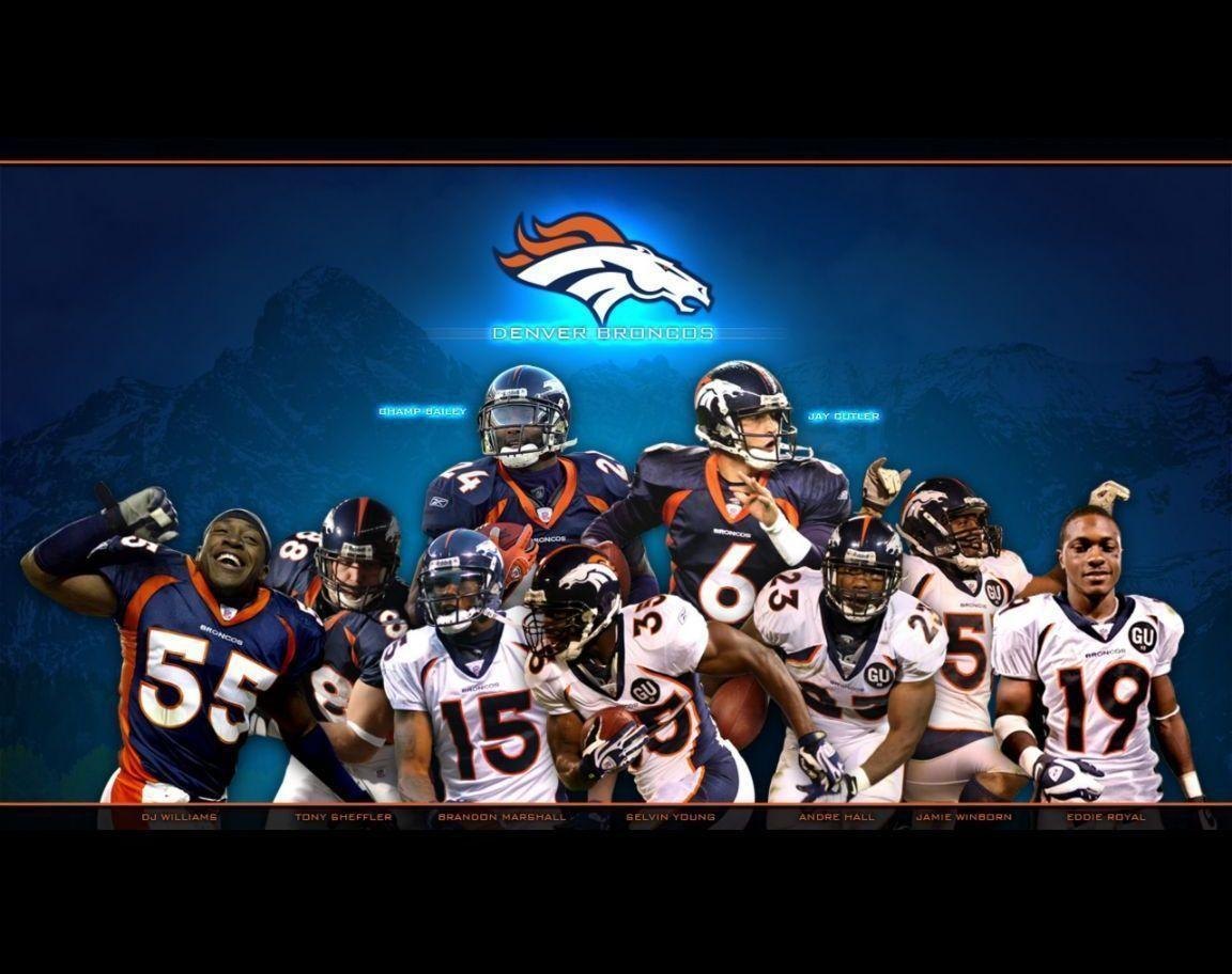 Denver Broncos wallpapers backgrounds