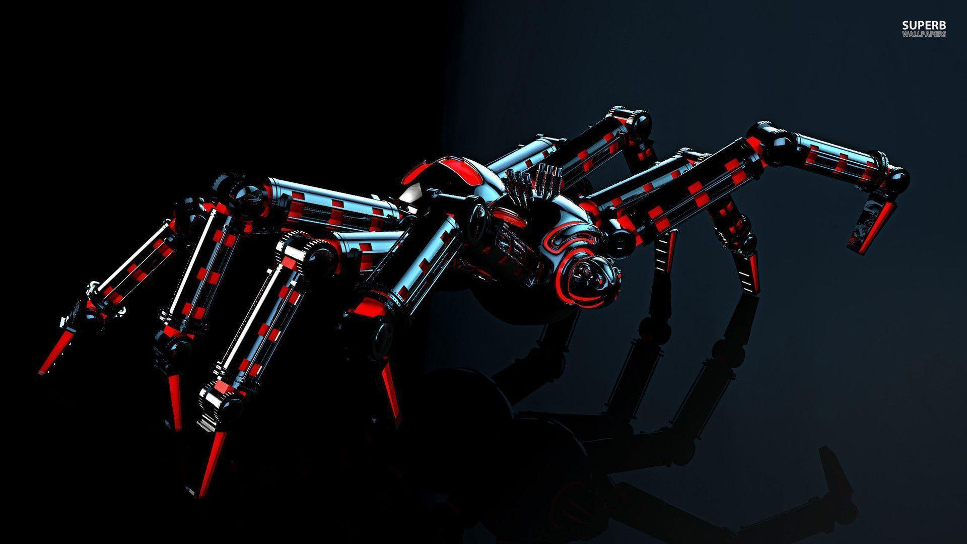 Robot spider wallpapers