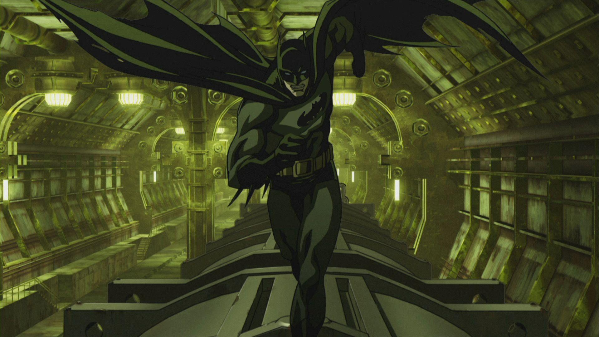 batman – engine runner