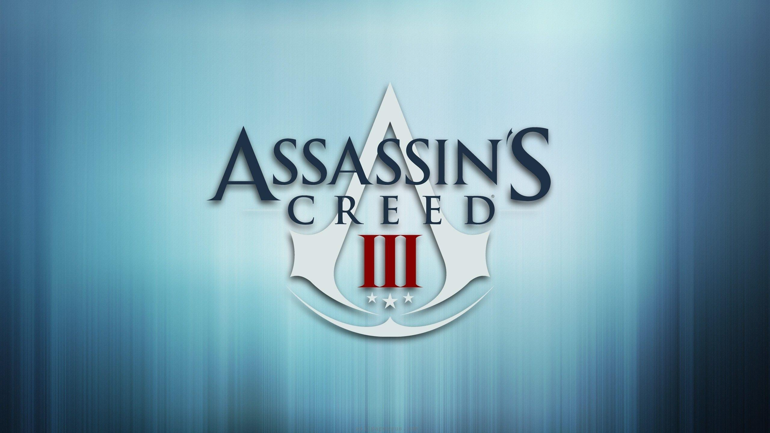 Download Assassin&Creed 3 Logo Wallpapers