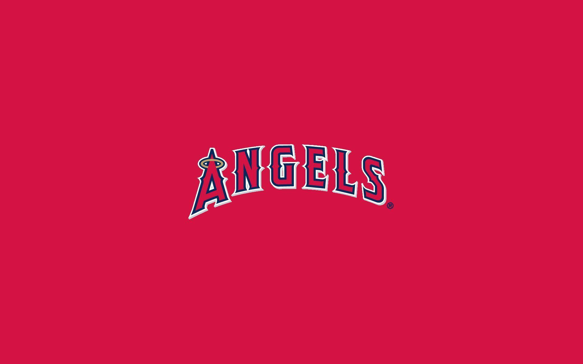 Image For > Angels Logo Baseball Wallpapers