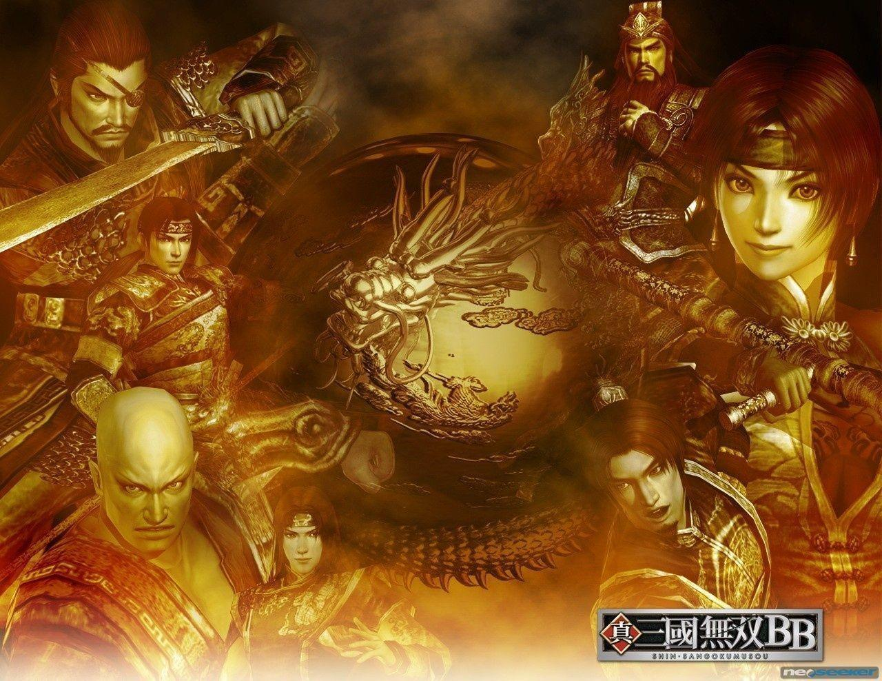 Dynasty Warriors Wallpapers - Wallpaper Cave
