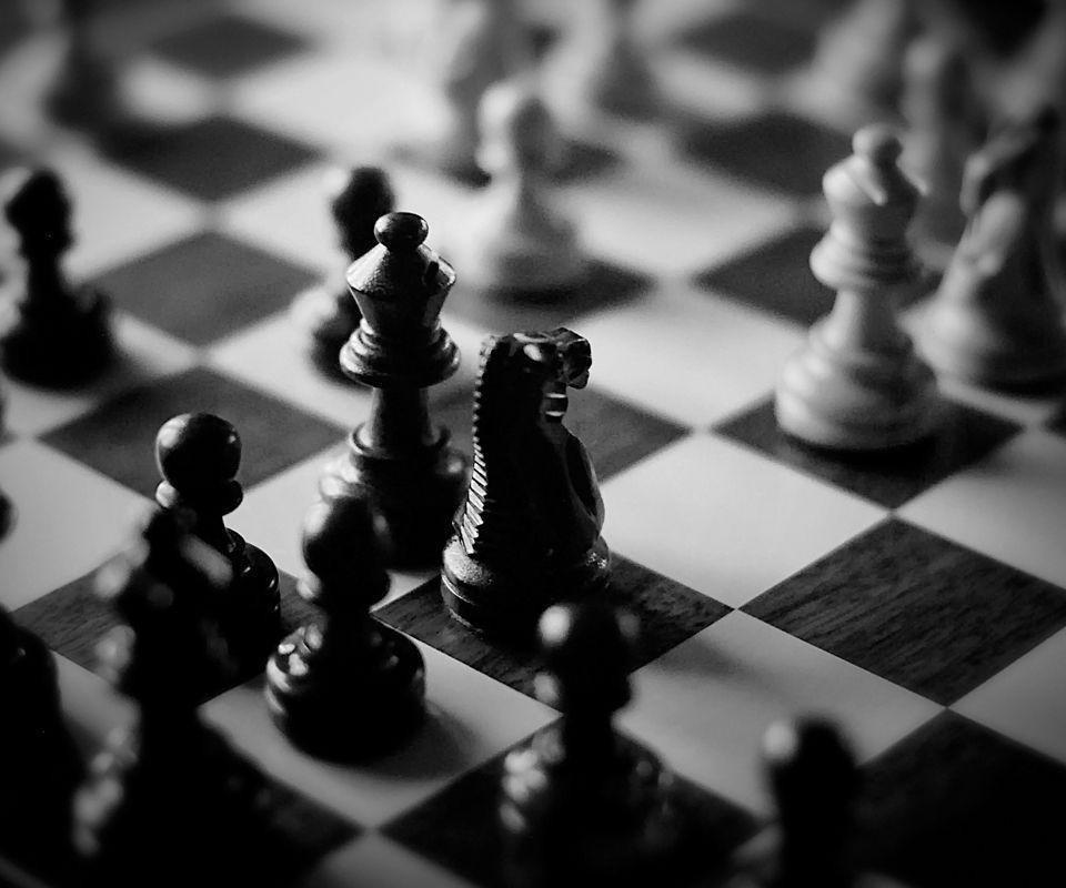 Wallpapers Games: Chess Board Wallpapers