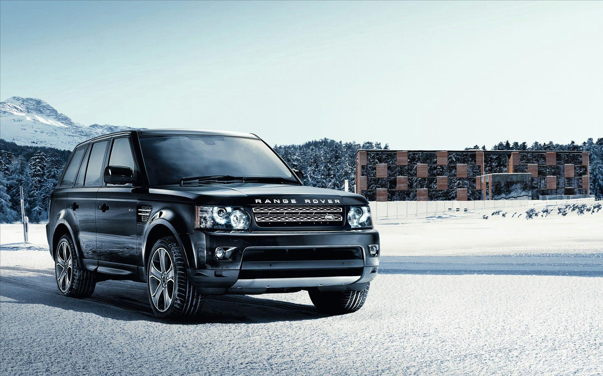 Range Rover Sport Black Wallpaper: Range Rover Sport Wallpapers