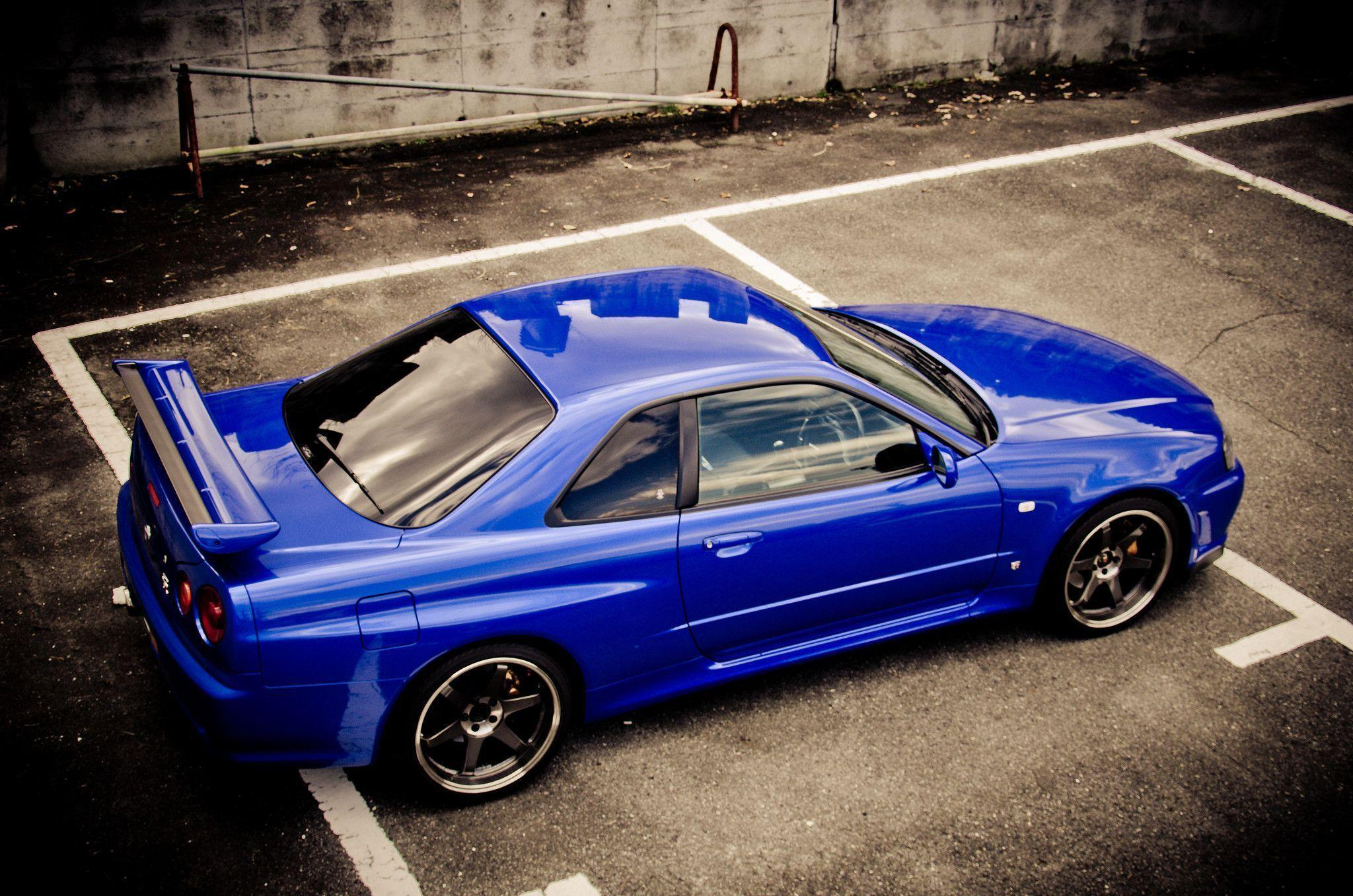 59 Nissan Skyline Wallpapers