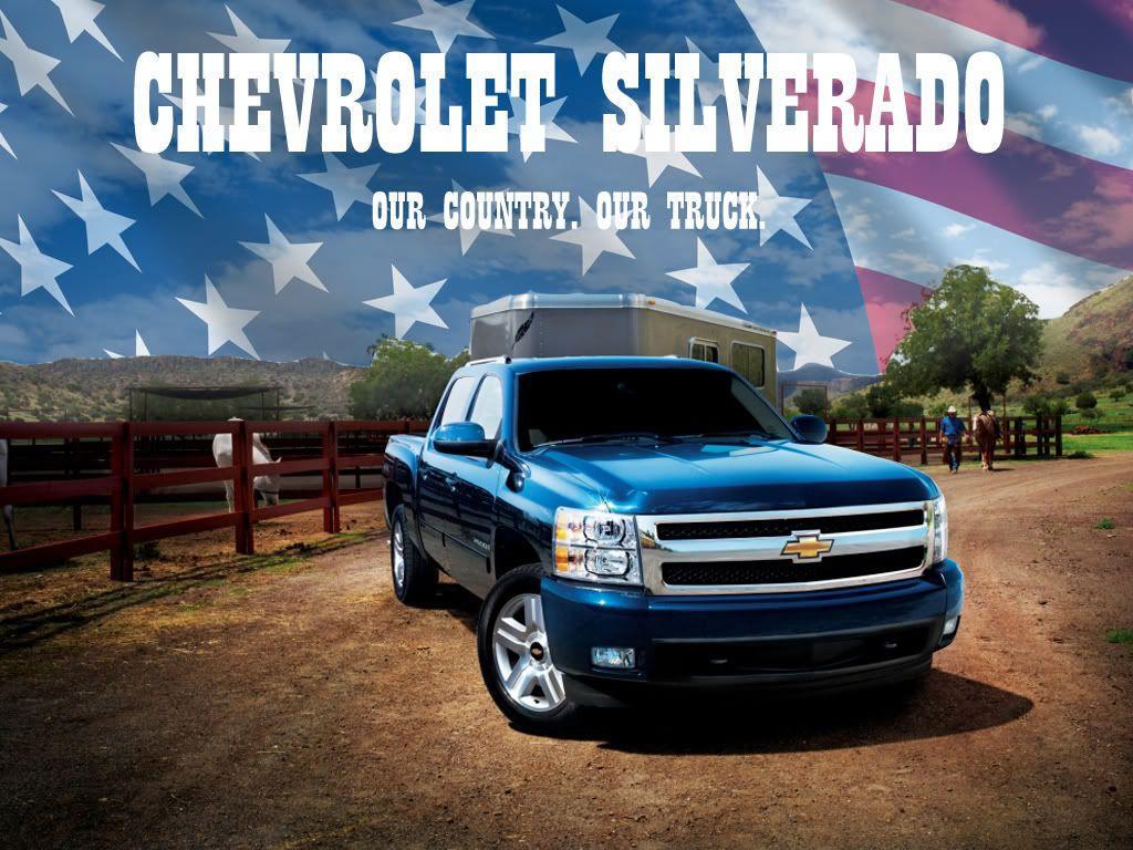2007 Chevrolet Silverado Wallpaper