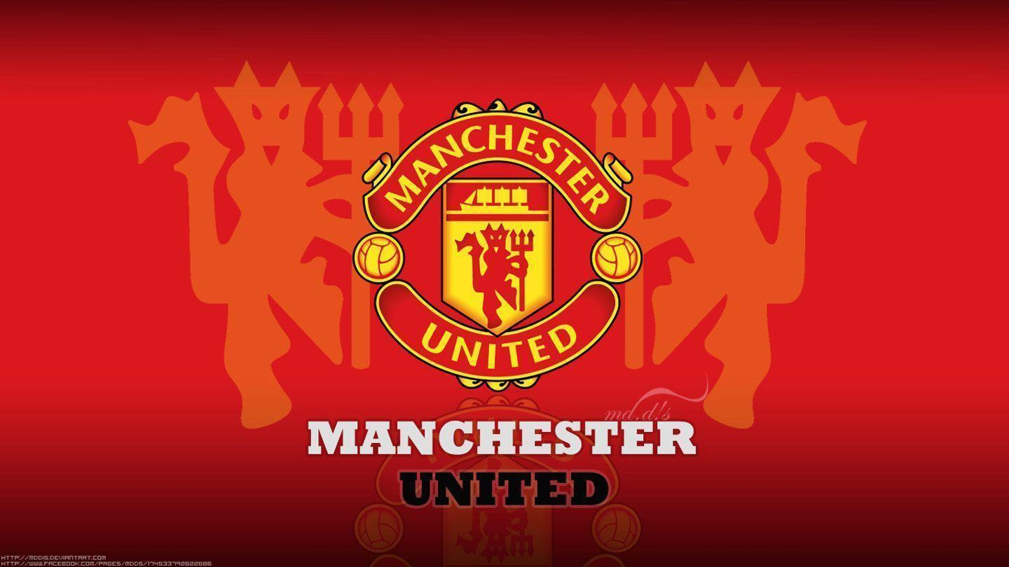 Manchester United Fc Logo Image Wallpaper #5403 Wallpaper computer ...