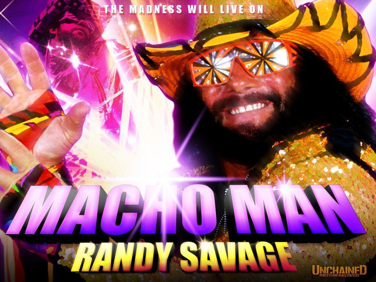 Macho Man Randy Savage Wallpapers Wallpaper Cave