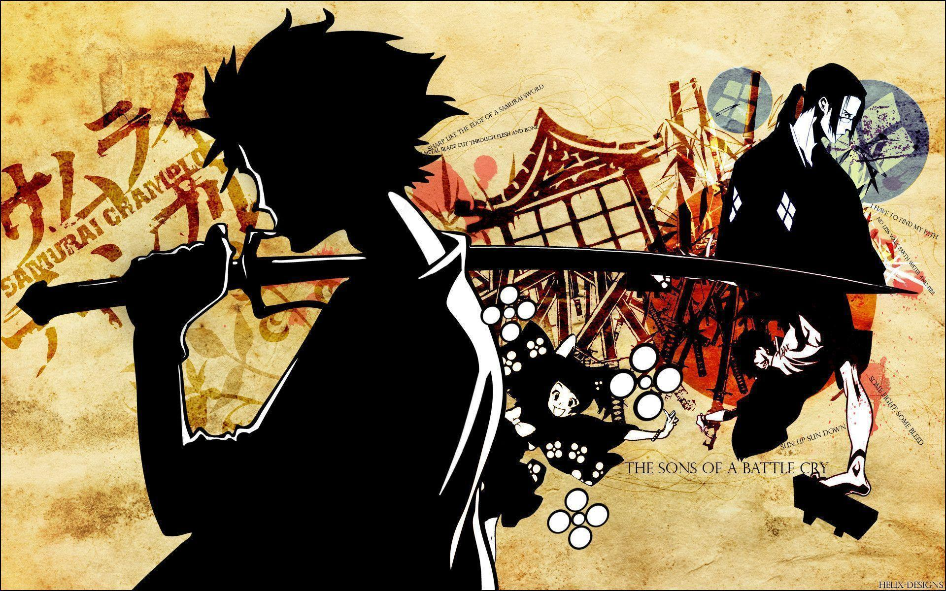 Samurai Champloo Backgrounds Wallpaper Cave