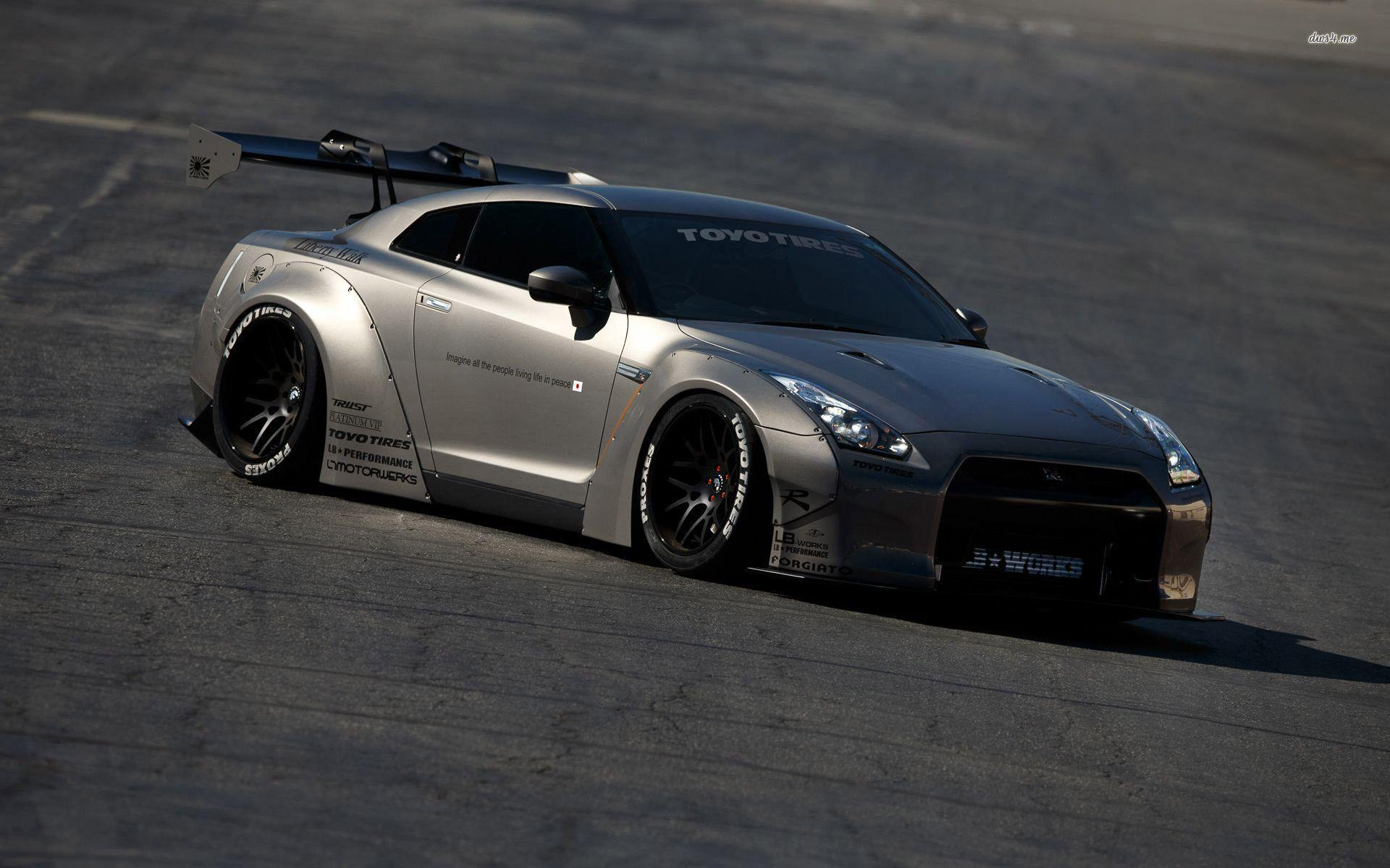Nissan Gt R Wallpapers Wallpaper Cave