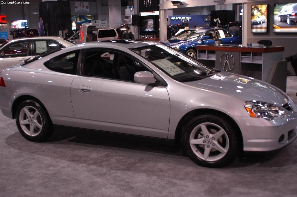 2003 Acura RSX Images. Photo: acura_integra_dc_silver_01.jpg