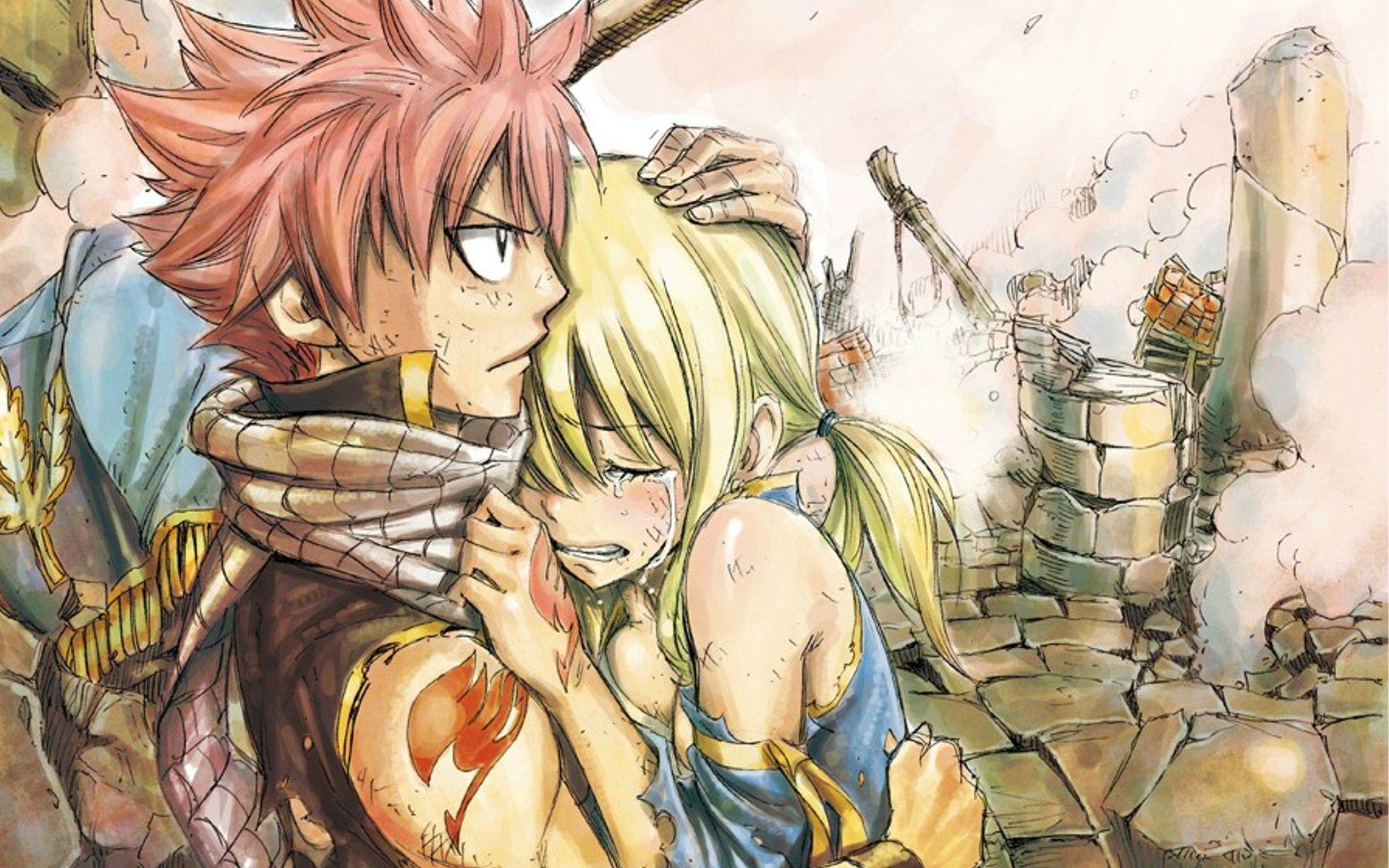 Natsu Wallpapers Wallpaper