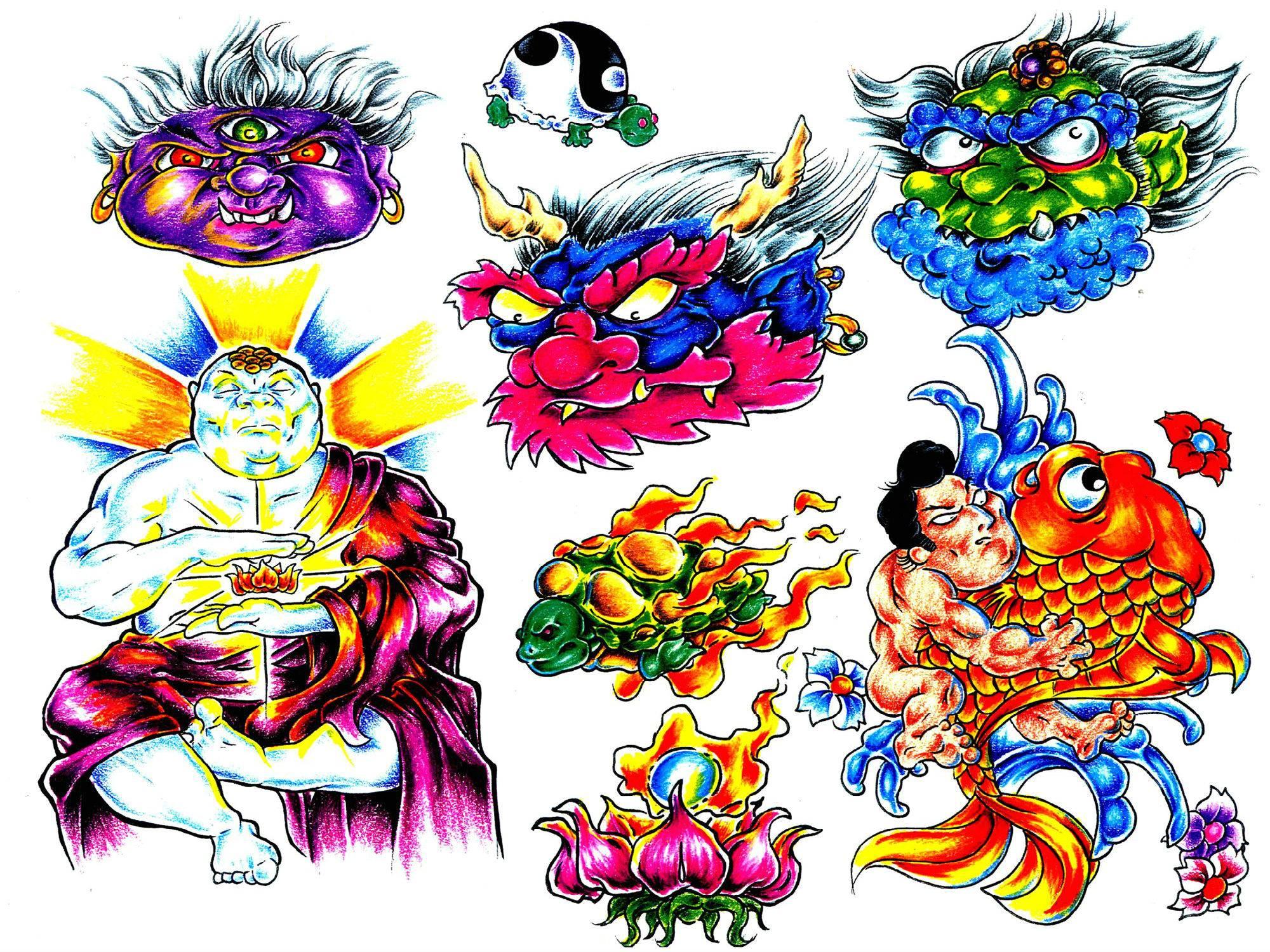 Tattoo Computer Wallpapers Desktop Backgrounds 2000x1500 Id 301871