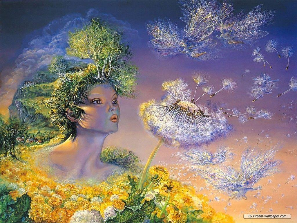 wallpaper josephine illustration fantasy - photo #14