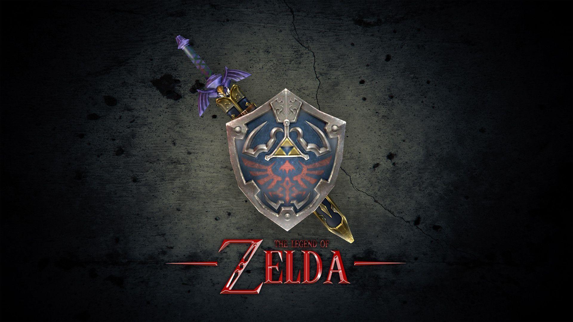 Zelda Wallpaper 1920x1080 Triforce Zelda Wallpapers HD 19...