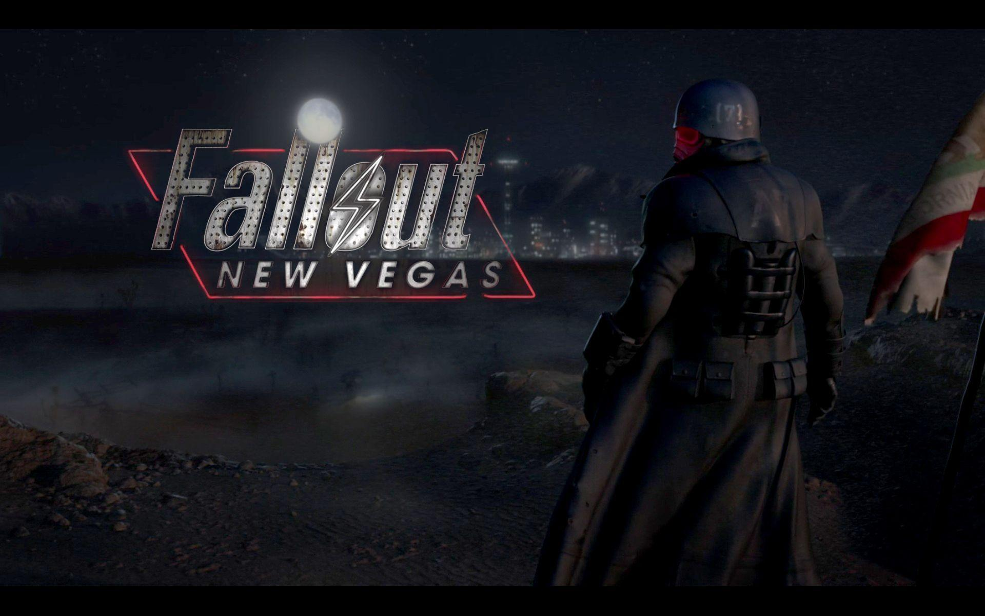 Fallout New Vegas Wallpapers 1080p Wallpaper Cave