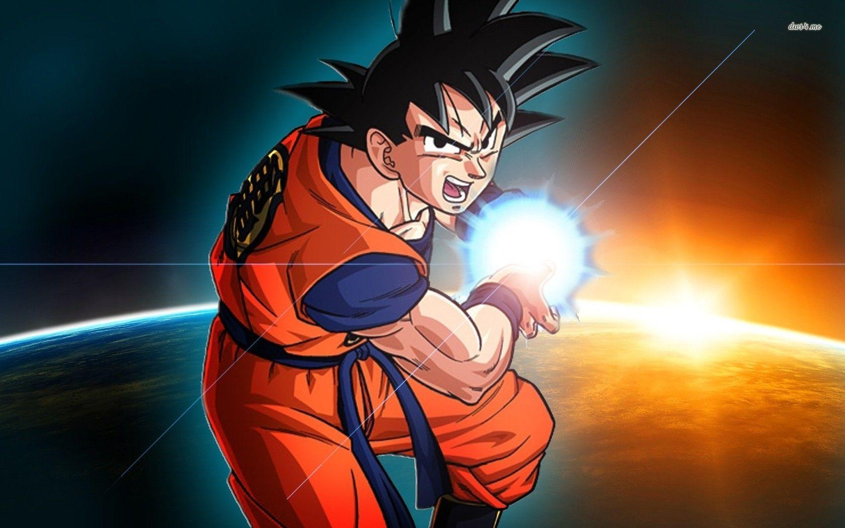 dragon ball z goku wallpaper hd - www.wallpaper-free-download.com