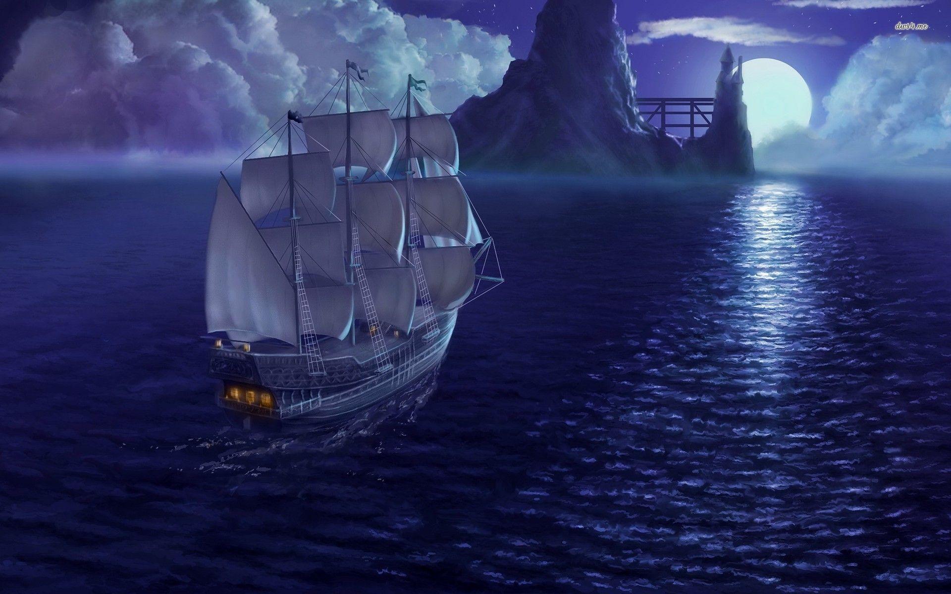 Tall Ship Wallpapers - Wallpaper Cave