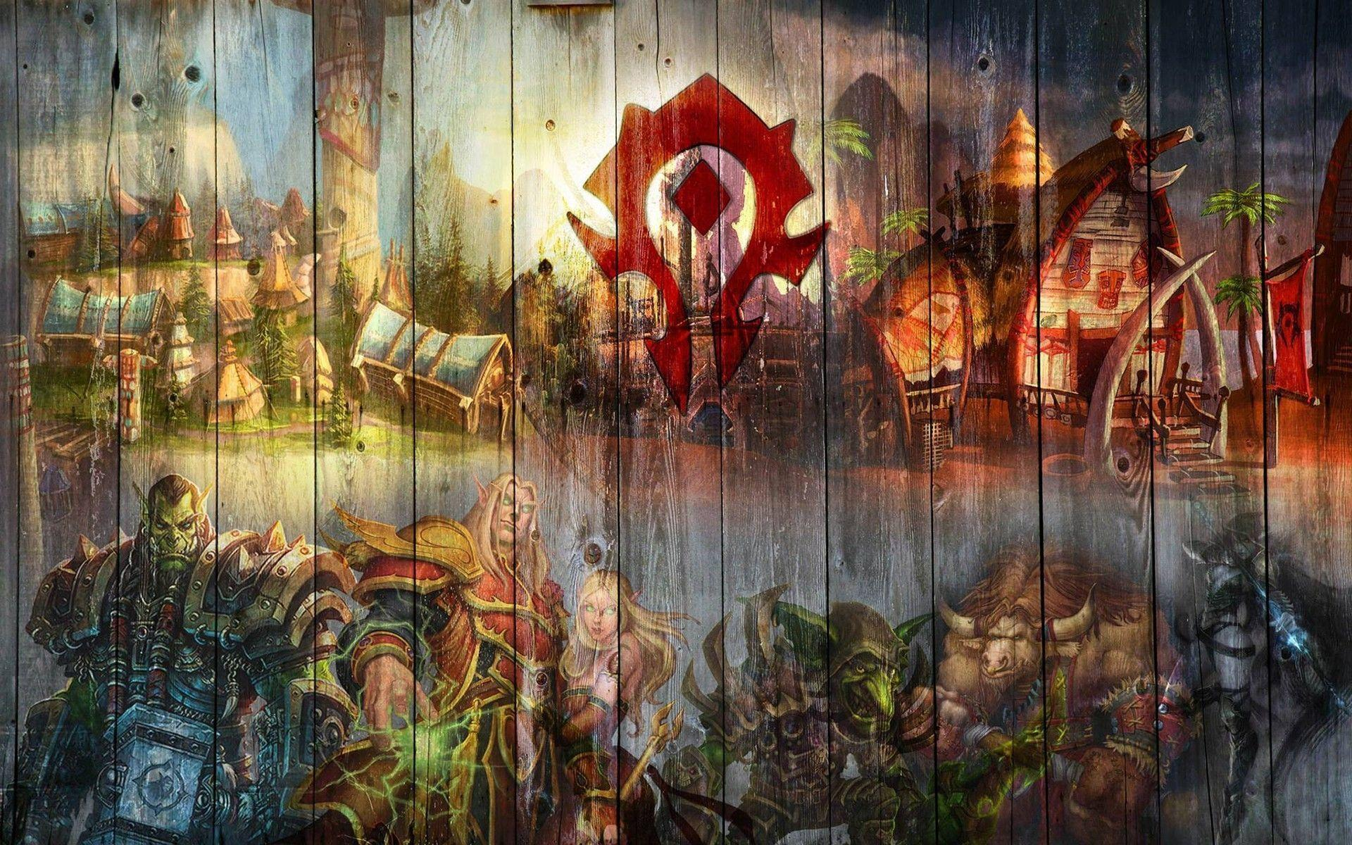 World of Warcraft Wallpapers #