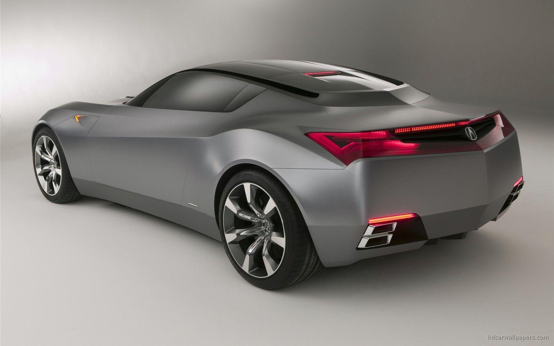 Acura advanced sports car concept 3 wallpaper hd car wallpapers