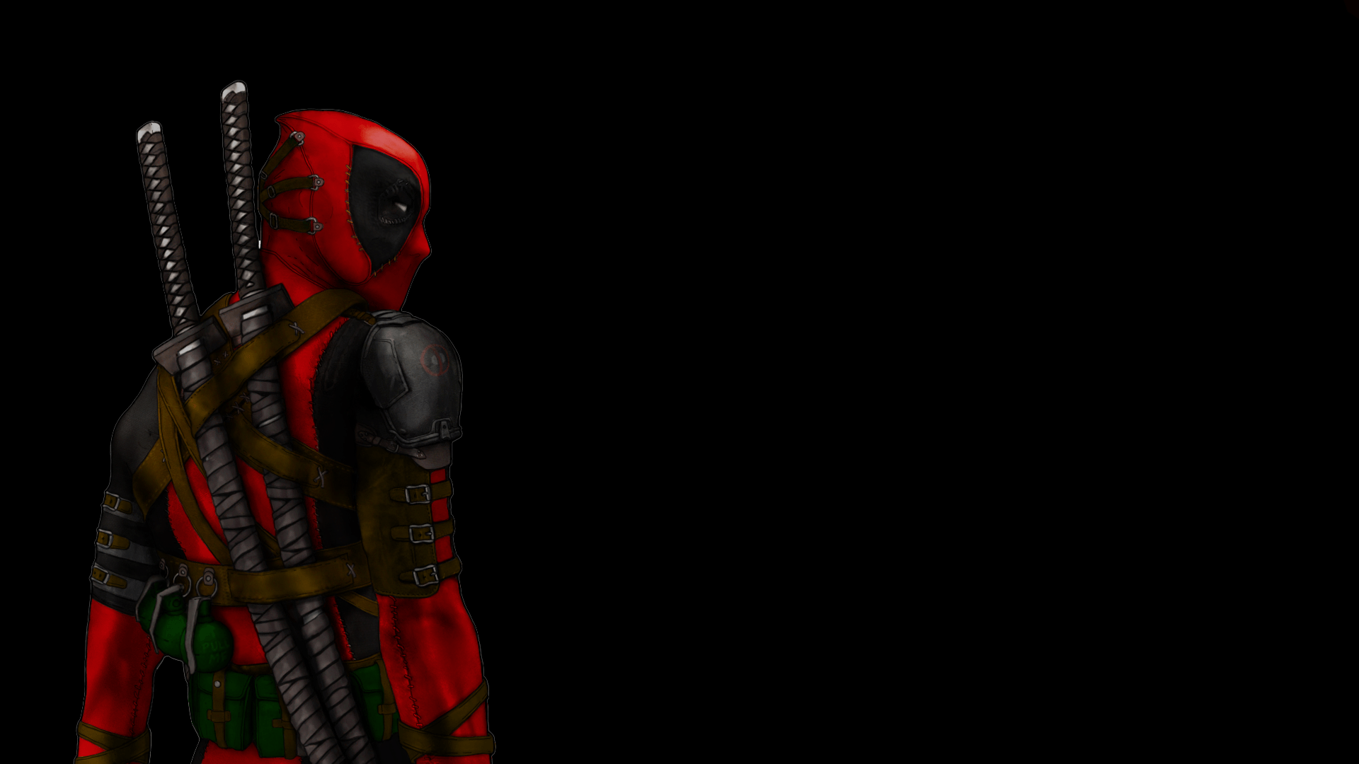 Wallpapers For > Deadpool Movie Wallpaper Hd