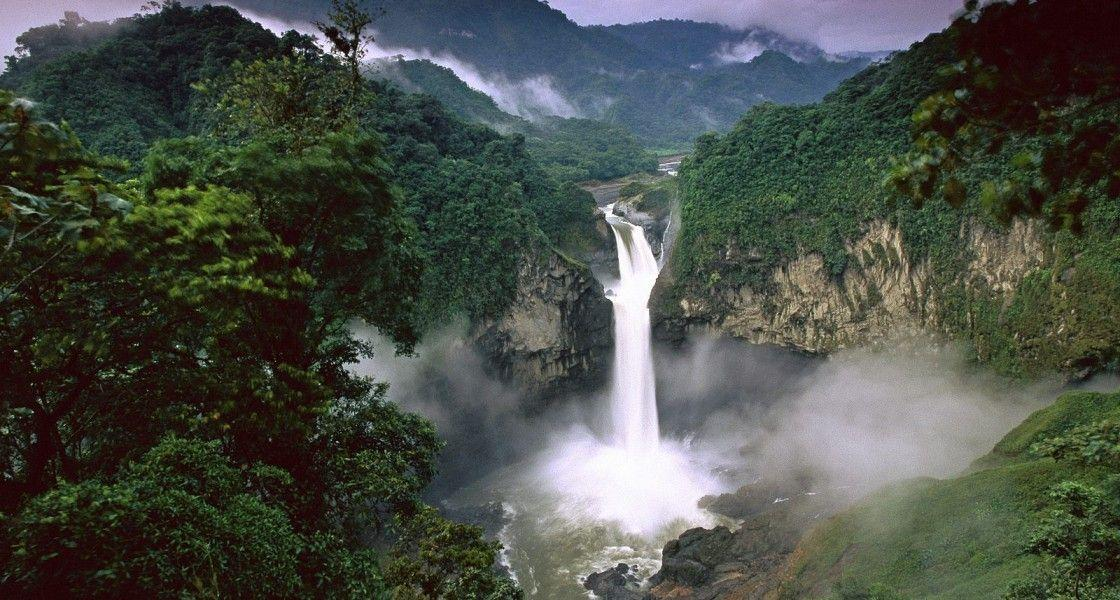 Amazon Rainforest Photo Hd Wallpapers Wallpapers
