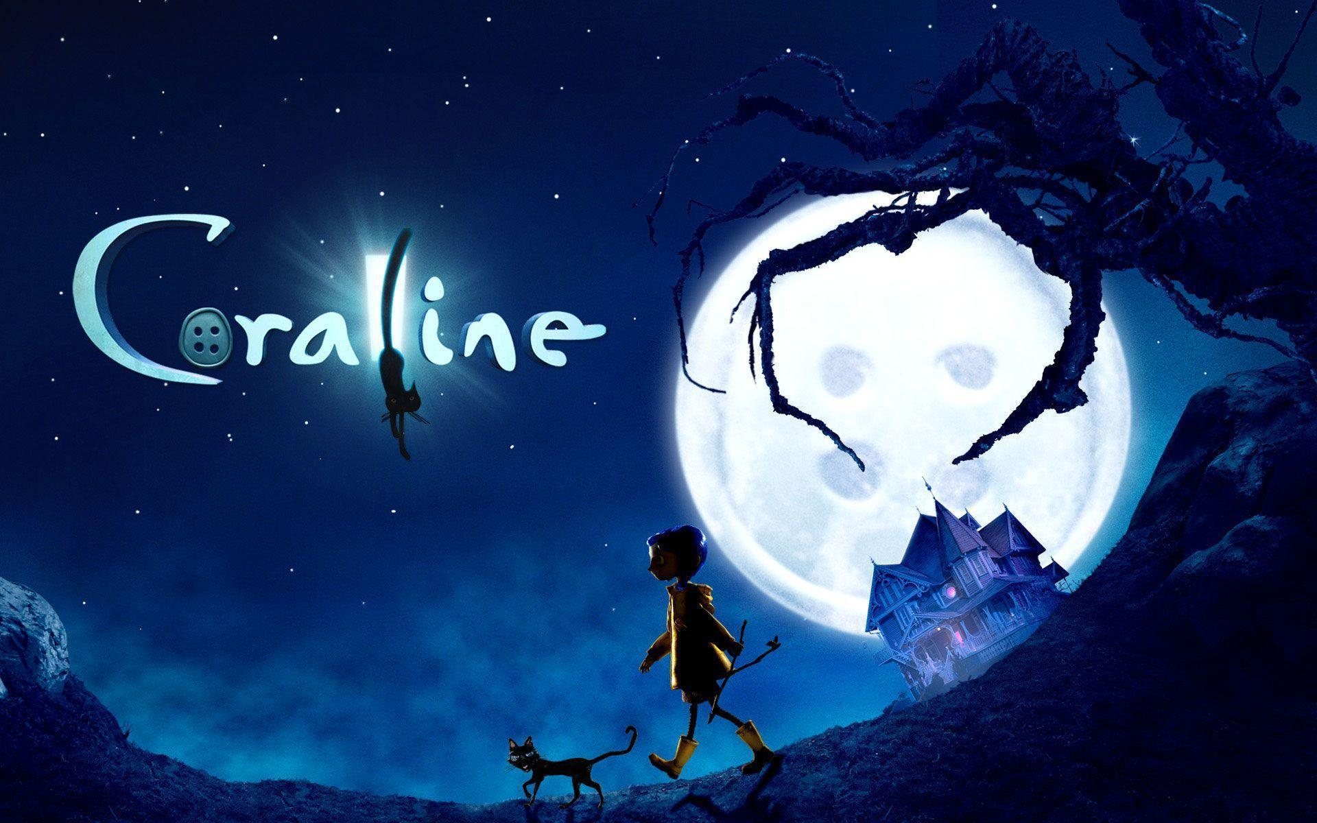Coraline wallpapers wallpaper cave for Puerta wallpaper hd