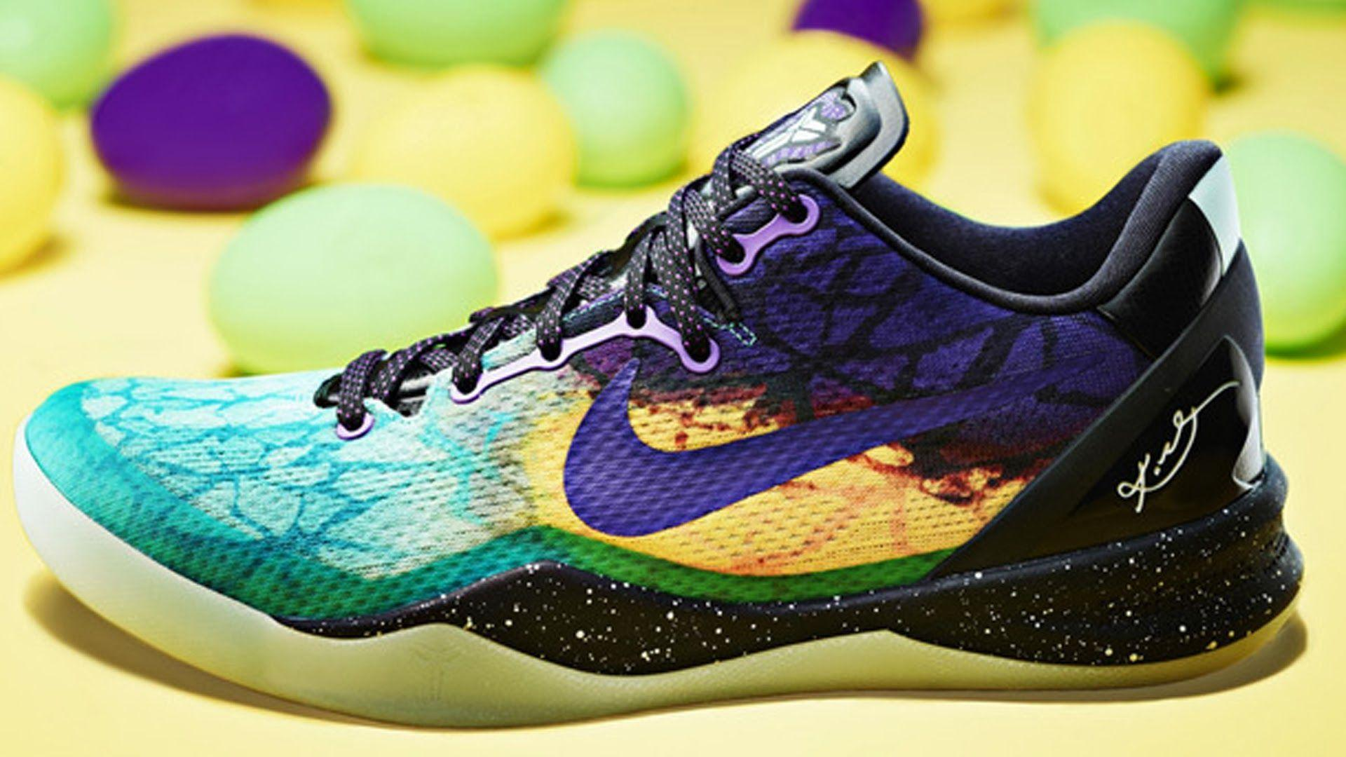Nike Kobe Easter Shoes