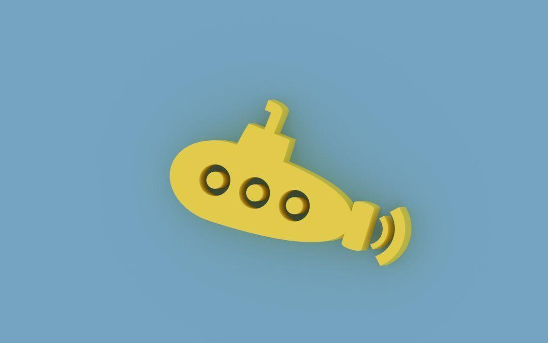 Yellow Submarine Wallpapers by ienterprise
