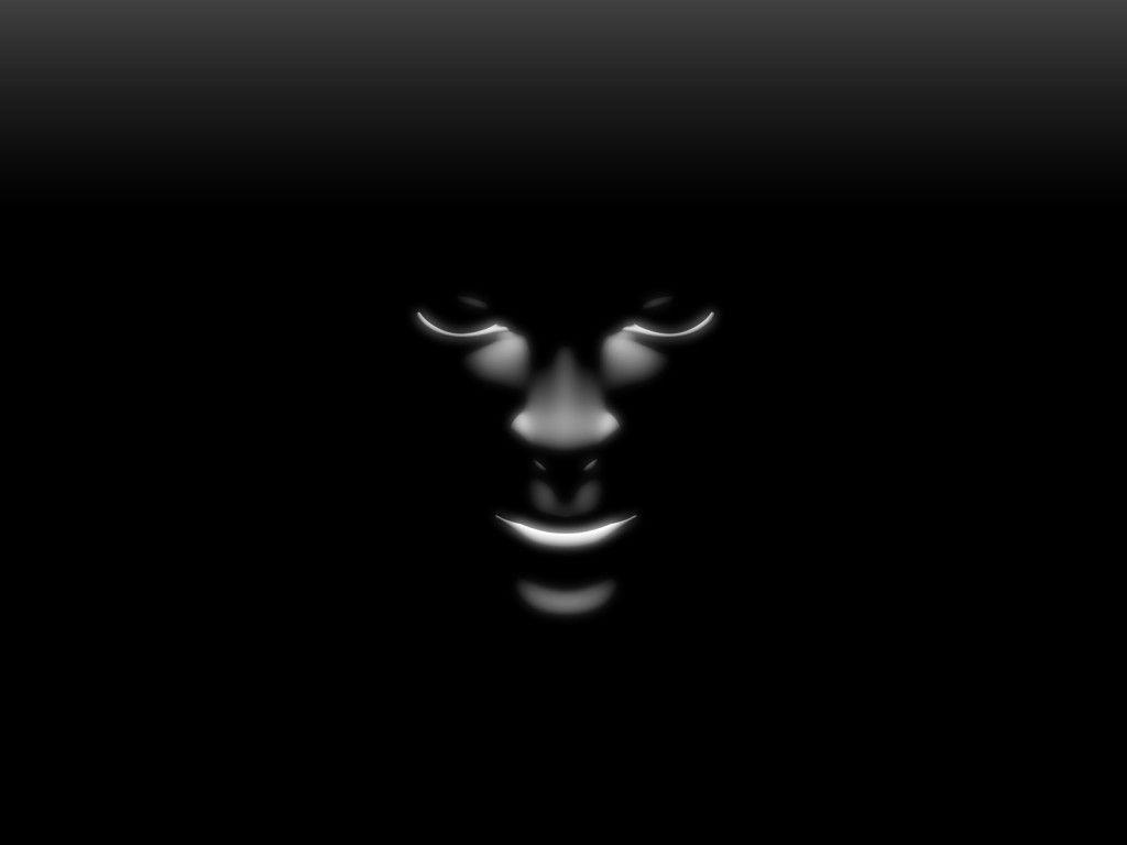 Mask Black White Wallpapers Wallpapers