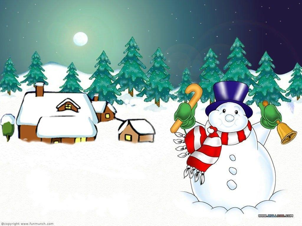 Wallpapers For > Frosty The Snowman Wallpapers