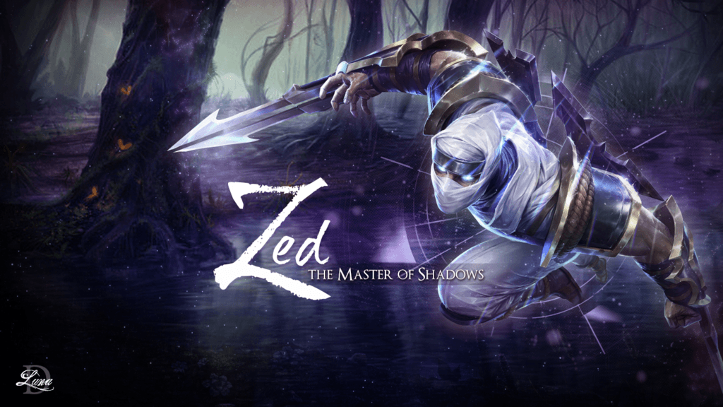 Zed Wallpapers by LuniKat