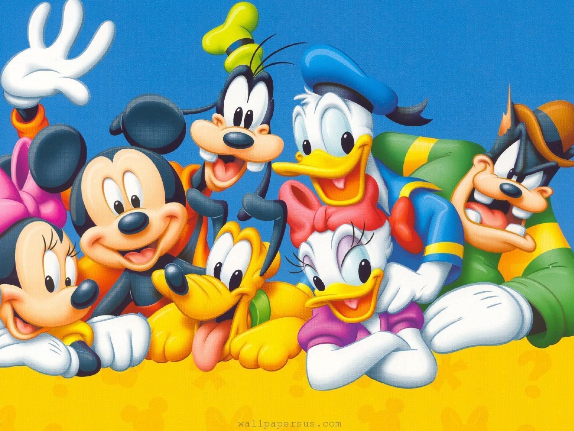 Donald Duck Wallpapers Wallpaper Cave