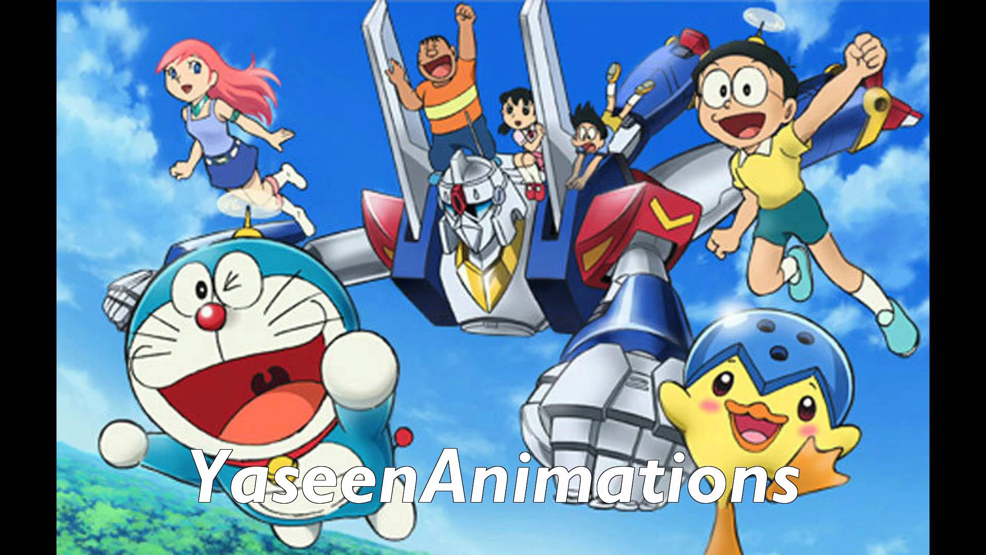 Images For > Doraemon And Nobita Images Hd