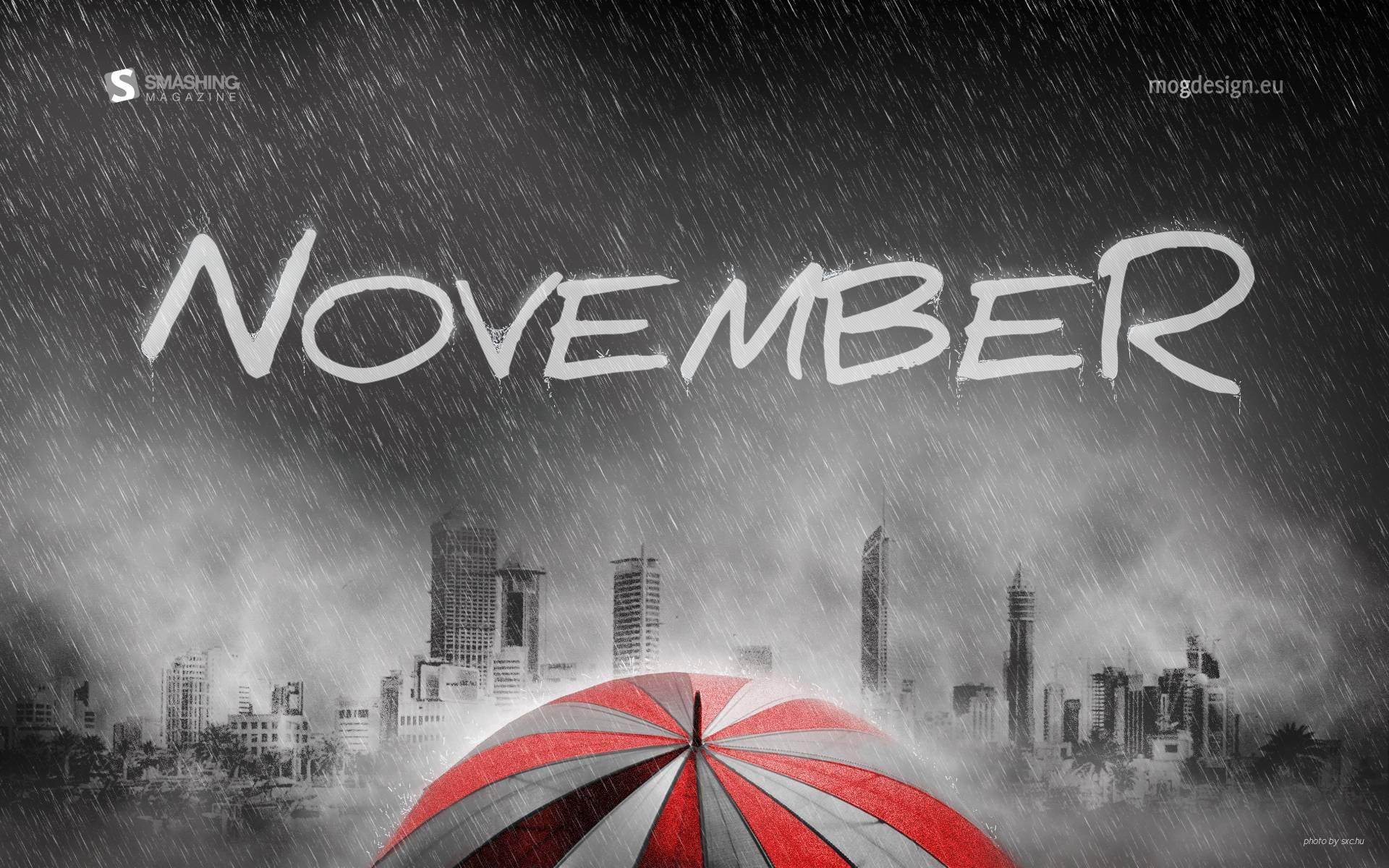 november desktop wallpaper