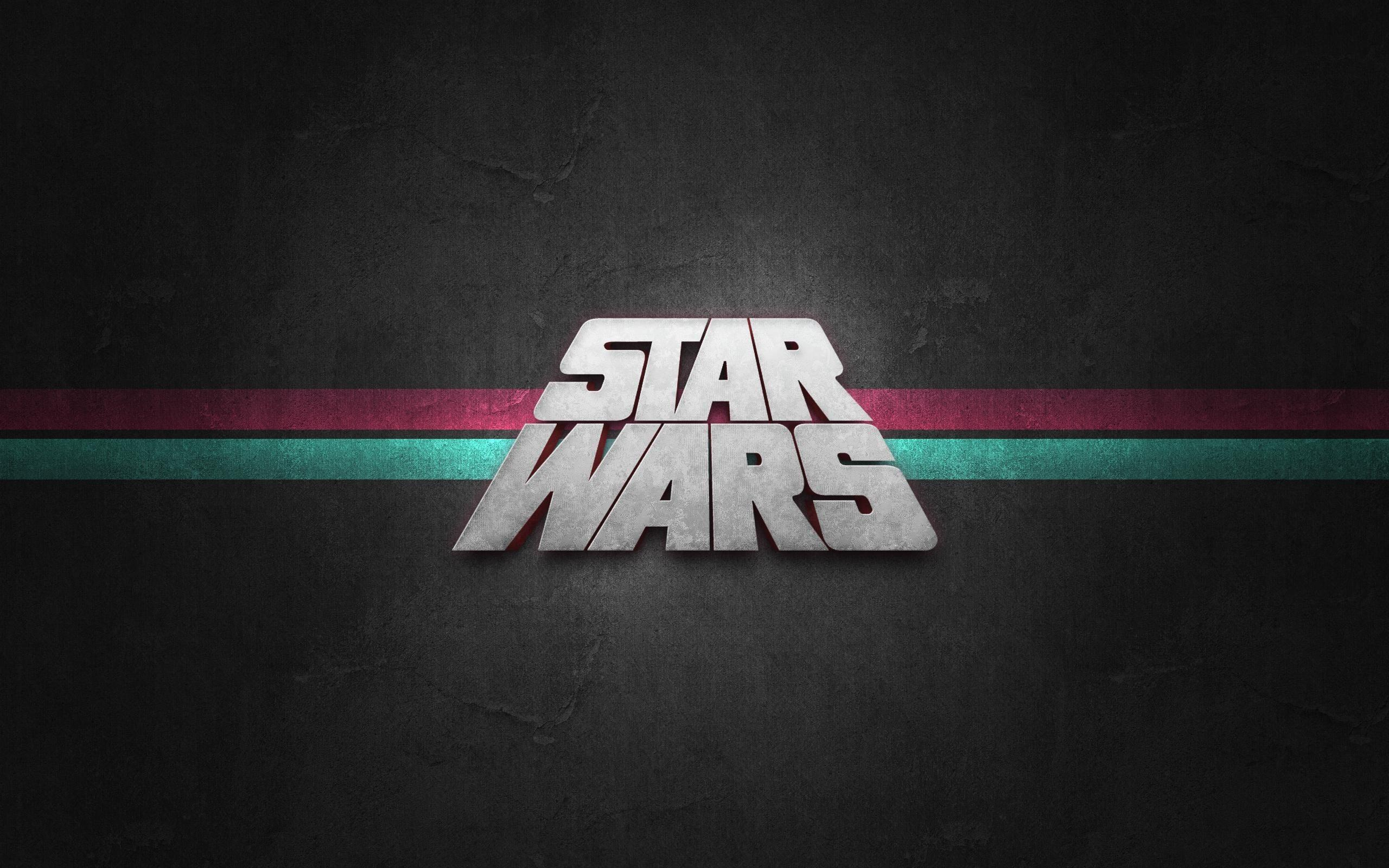 Star wars logo wallpapers wallpaper cave - Star wars cool backgrounds ...
