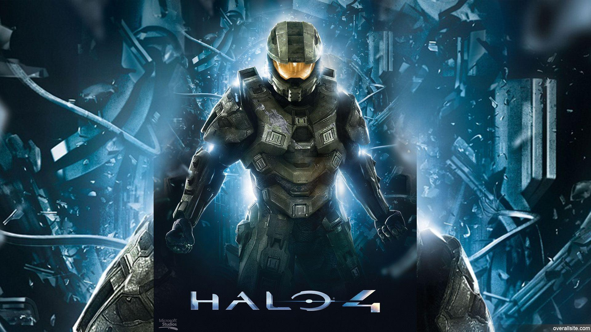 Halo 4 Video Games Wallpapers HD wallpapers