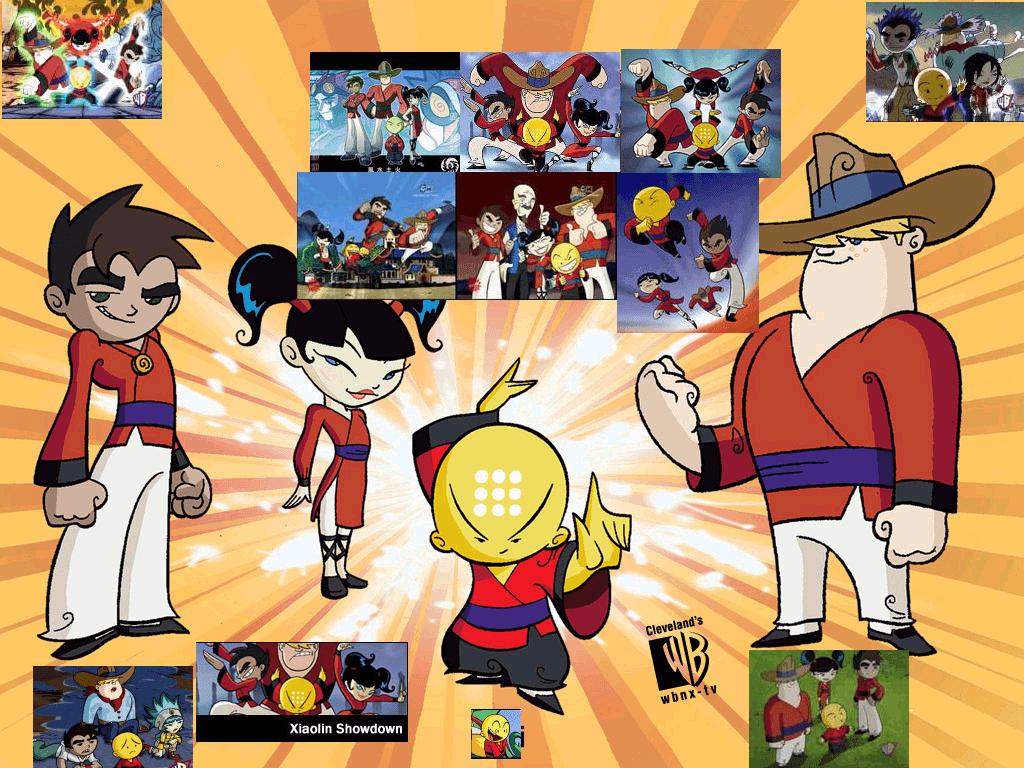 Xiaolin Showdown Wallpapers