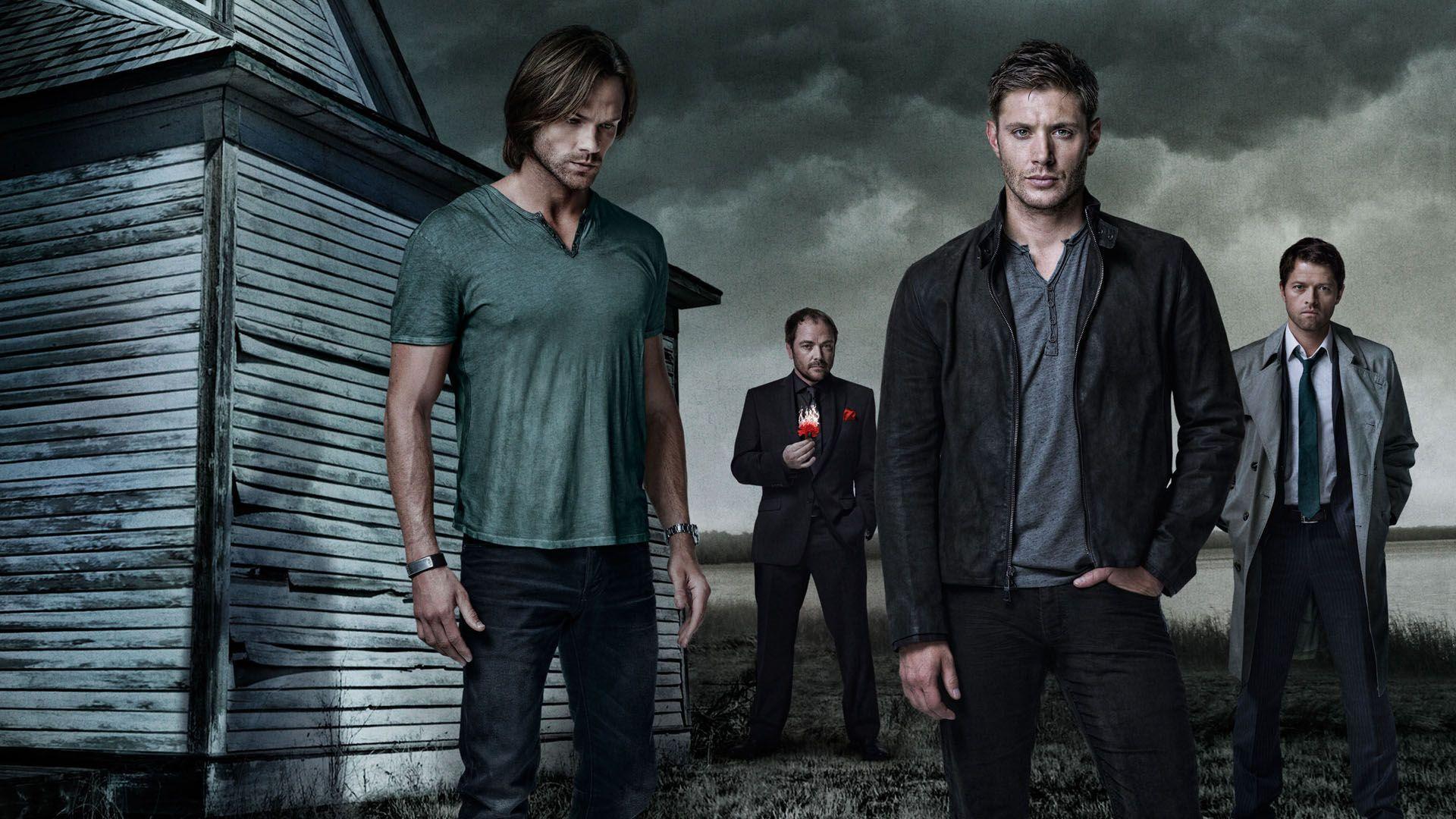 Supernatural Zoom Background 3