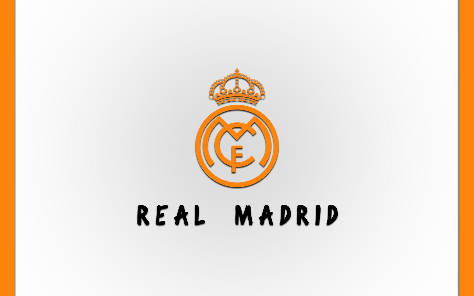 Real Madrid Logo D Wallpapers