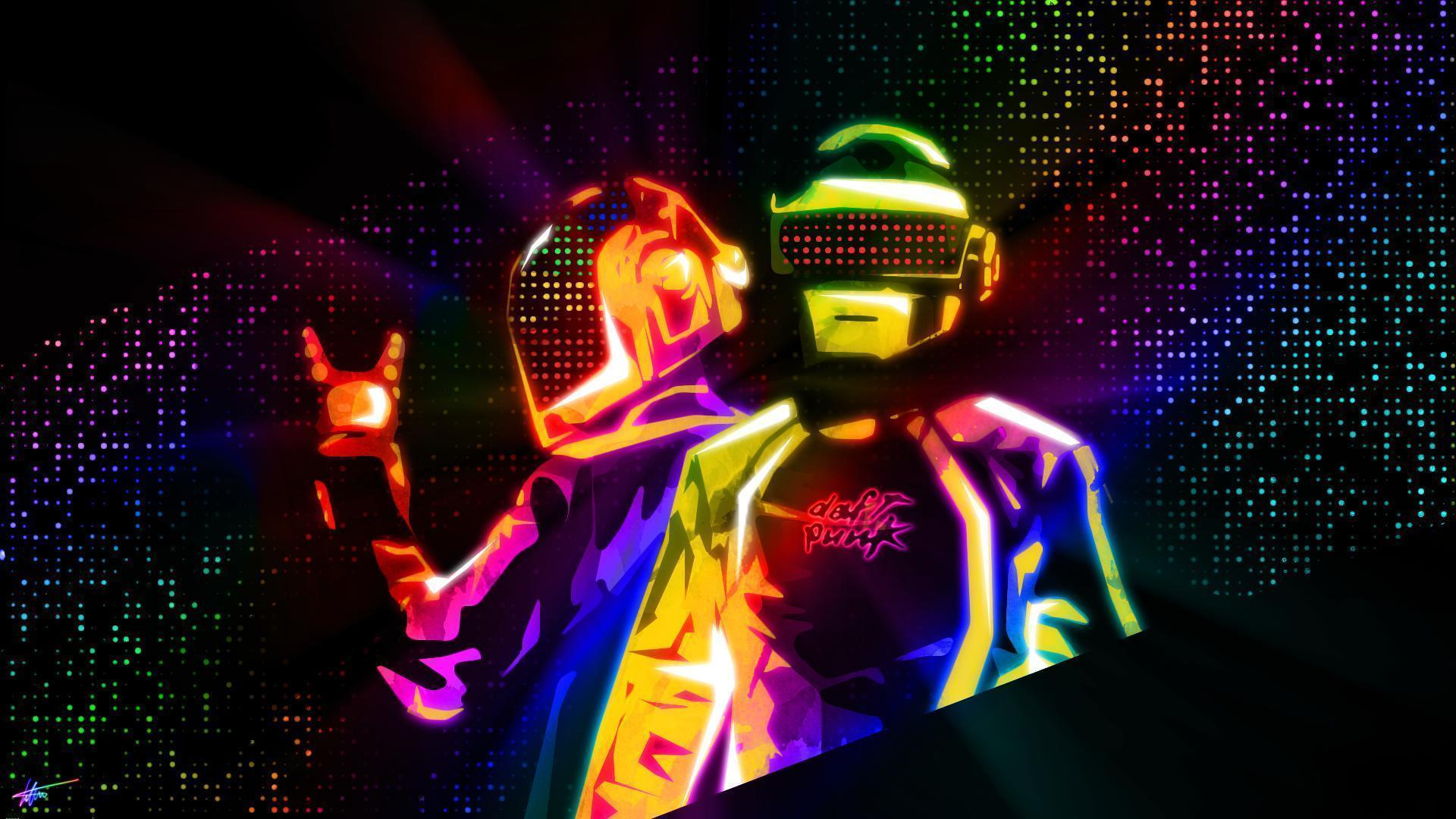Daft Punk Wallpapers - Wallpaper Cave