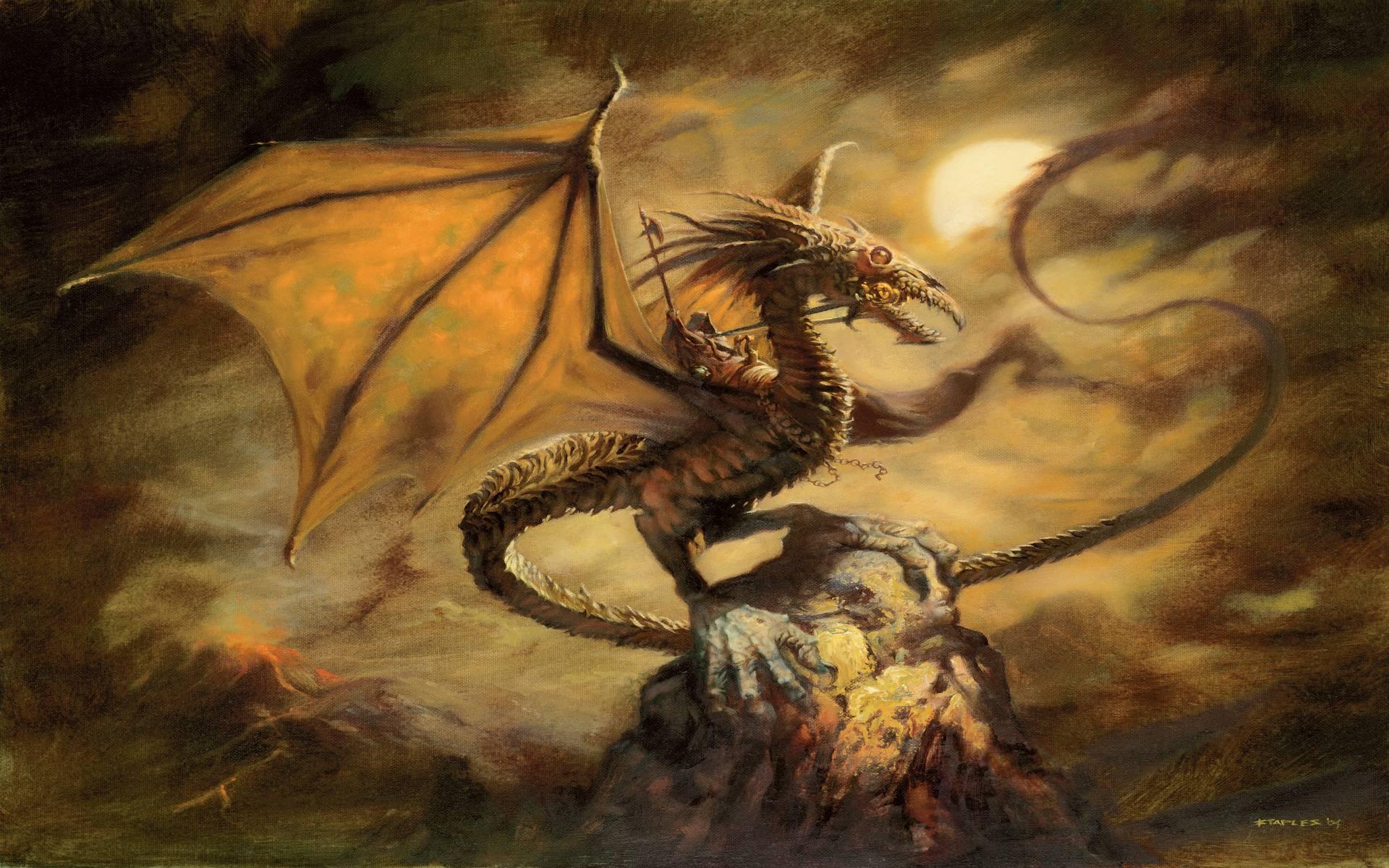 Free Dragon Wallpapers Wallpaper Cave