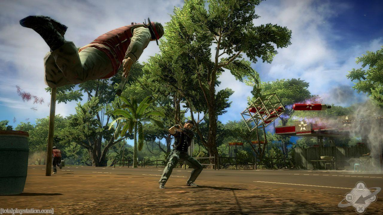 Just Cause 2 Wallpapers