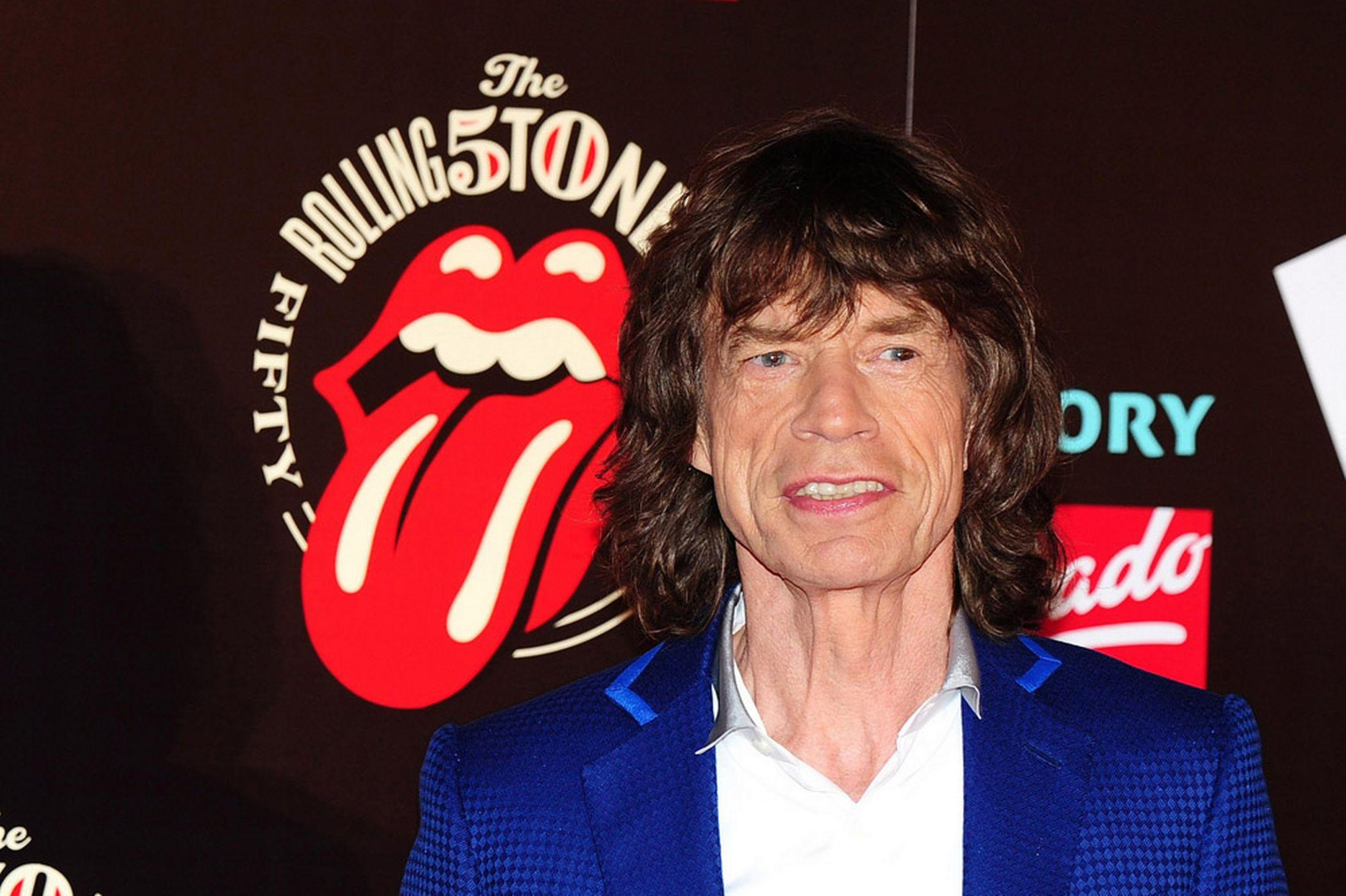 Mick Jagger - Wallpapers AM
