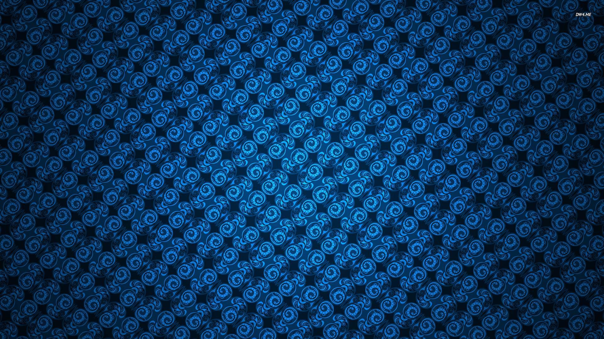 swirling royal pattern wallpaper - photo #2