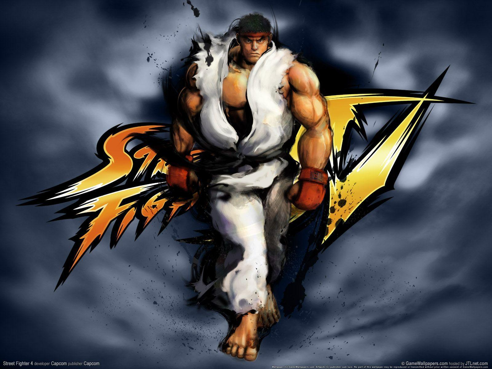 Street Fighter 4 Wallpapers - Wallpaper Cave