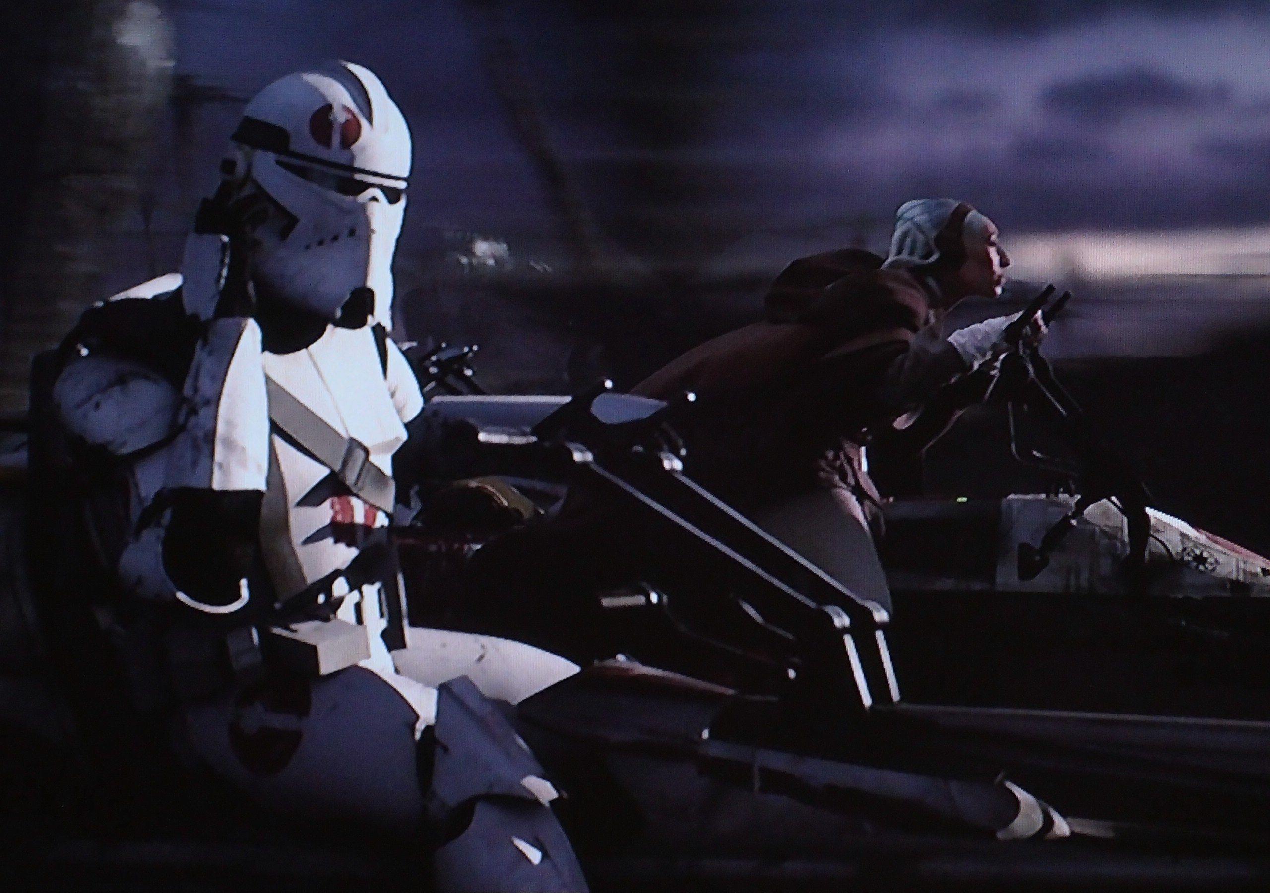 Star Wars Clone Trooper Wallpapers Wallpaper Cave