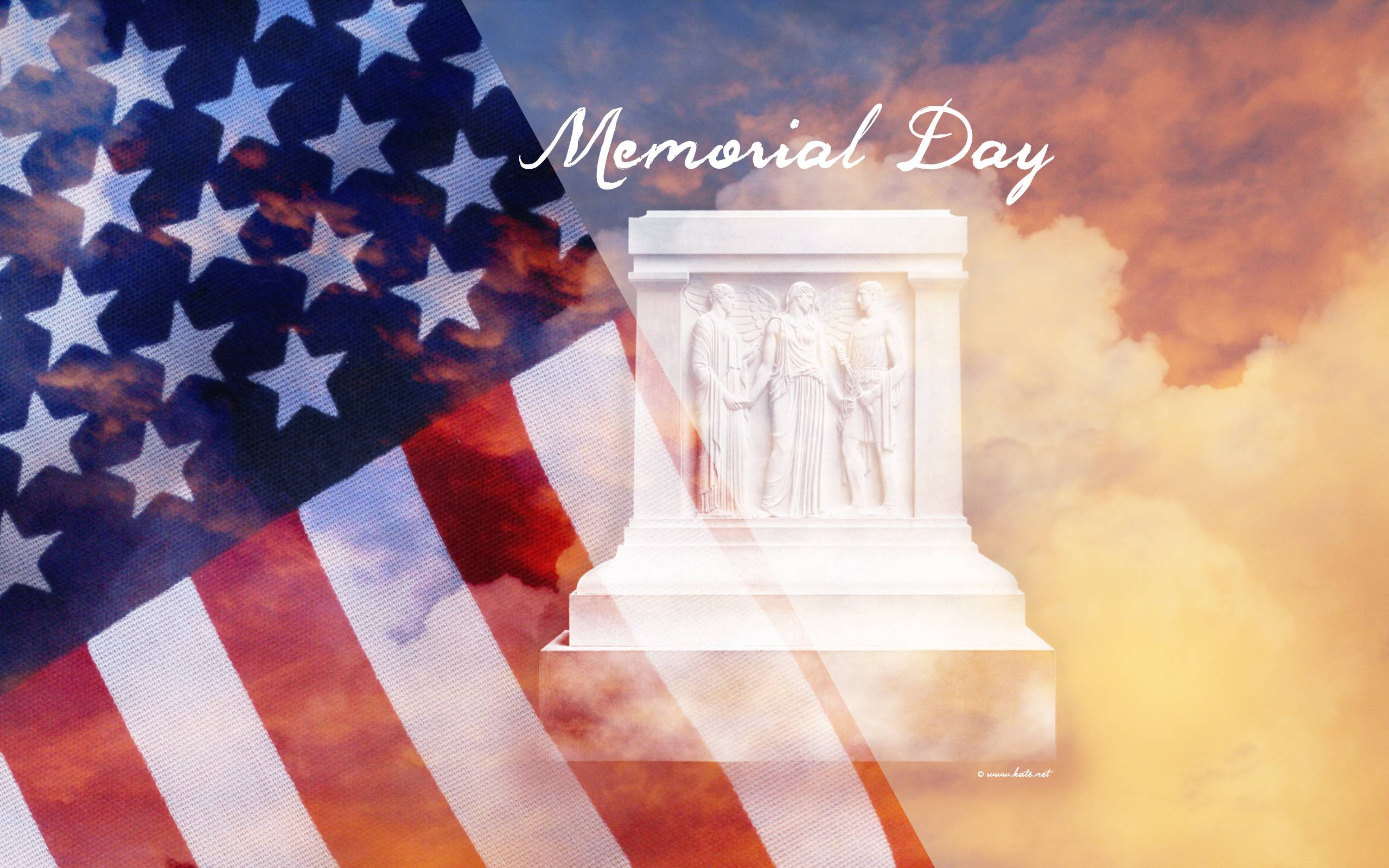 Memorial Day Wallpapers by Kate