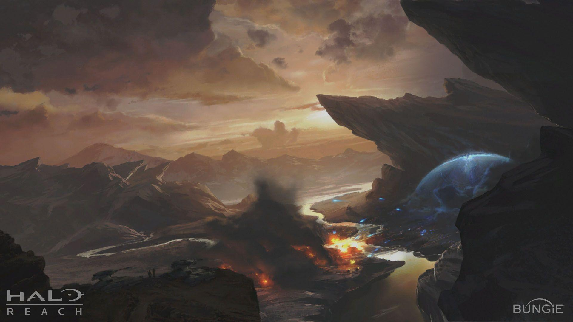 Halo 3 backgrounds wallpaper cave - Halo 5 screensaver ...